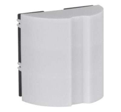 Hublot directionnel 2 feux, livré avec les stickers (OPT pann. Conf. 5-4 min)