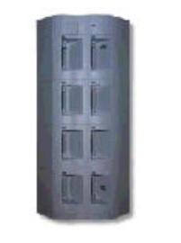 Rack de charge Maître 8 positions ascom pour mobiles 912/914 pour appel malade ou infirmière.