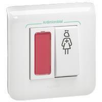 Dispositifs d'appel pour sanitaires – Bloc d'appel