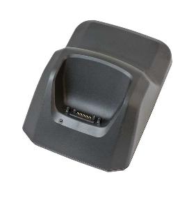 Chargeur individuel pour mobiles d81 ascom version «Advanced» pour appel malade ou infirmière.